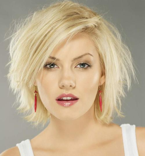 Hairstyles For Short Hair Summer : short-hairstyles-2013_03