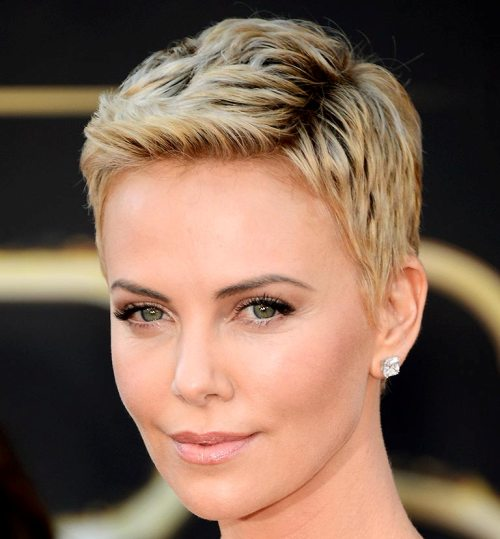 10 Amazing Short Hairstyles for Summer 2013