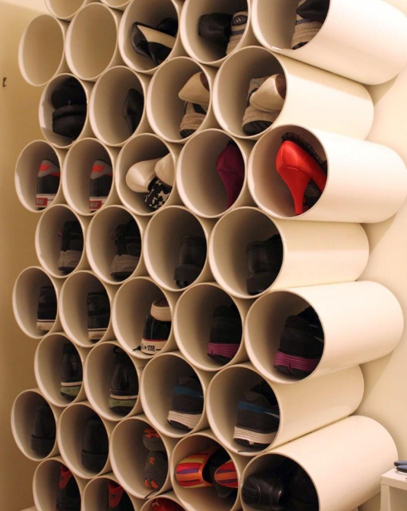 Поделки из хромированных труб своими руками