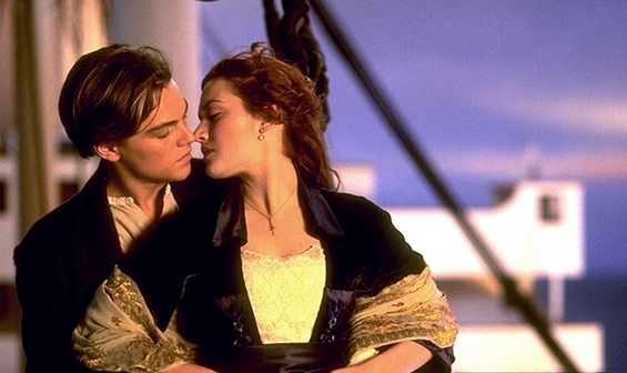 most romantic scenes of all times