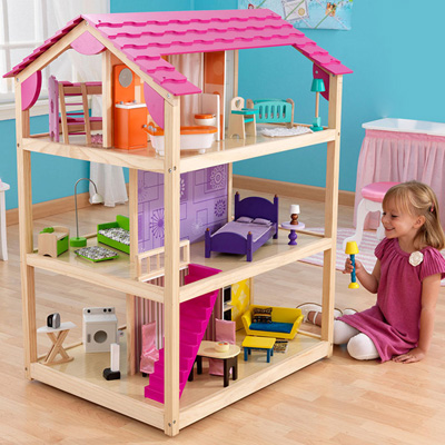 Make your own dollhouse/birdhouse