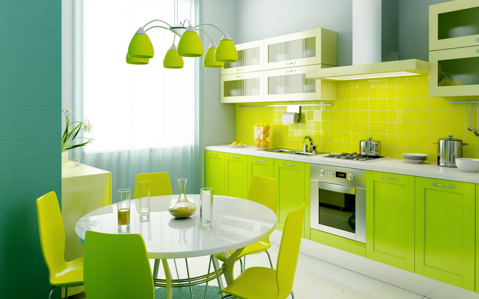 Yellow. Feng Shui Color Meanings For Home Design_02