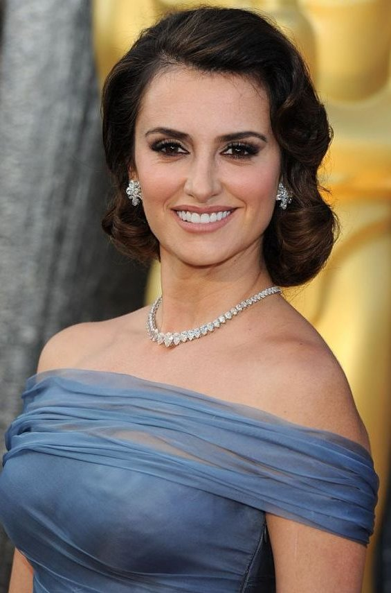 Retro fashion style - penelope cruz