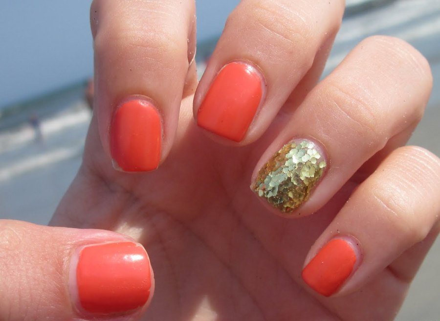 Top 15 Summer Nail Art Ideas 03 Pictures to pin on Pinterest