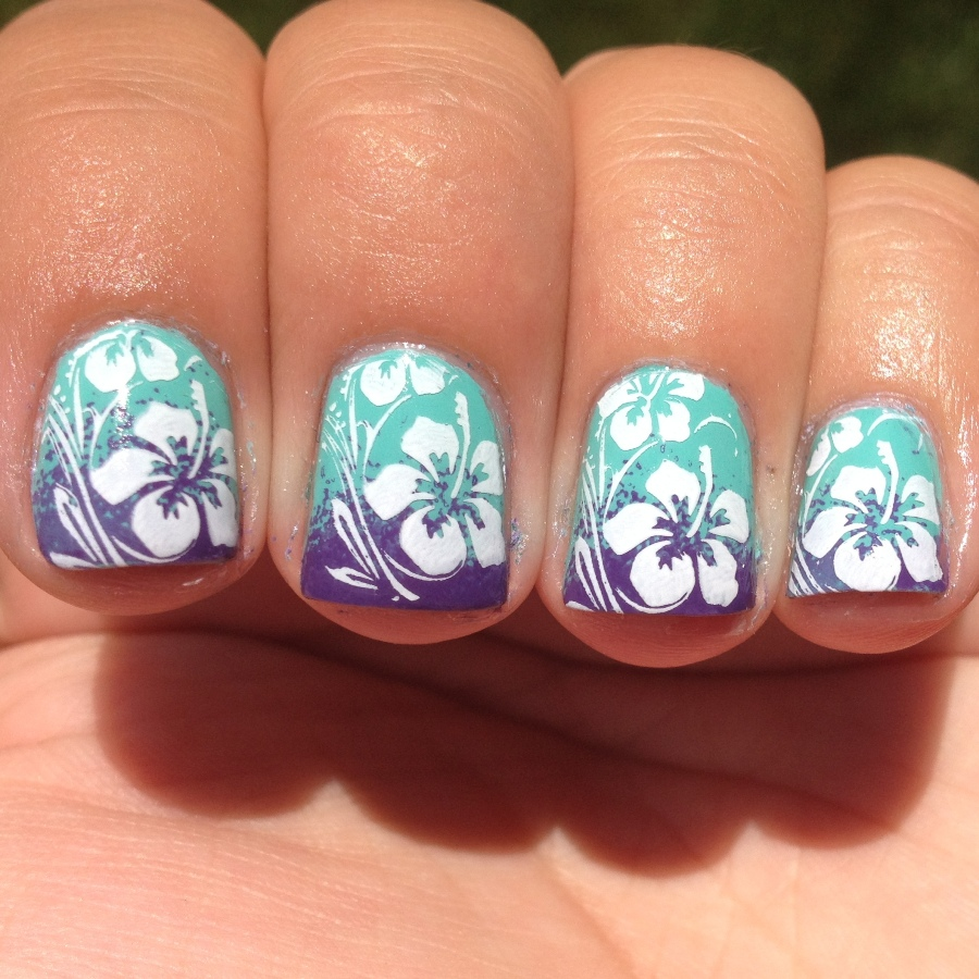 Ideas Of Nail Art: Top 15 Summer Nail Art Ideas