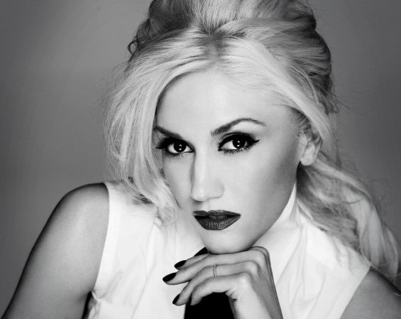 retro fashion style - gwen stefani