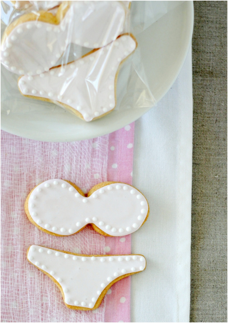 Bikini Sugar Cookies