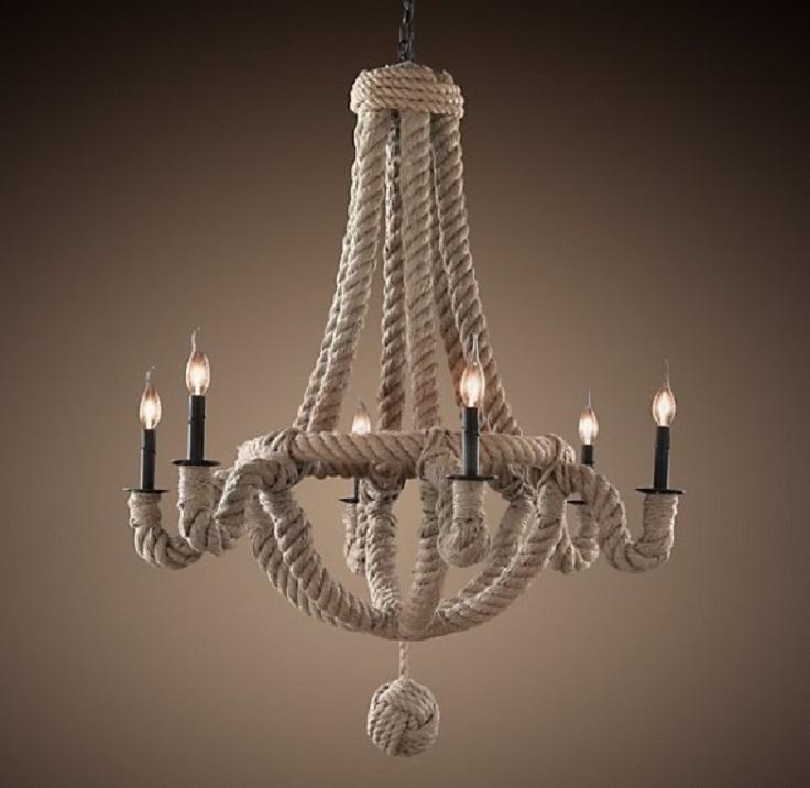 DIY-rope-chandelier