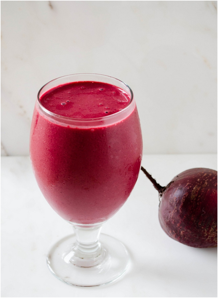 Red Velvet Beet Smoothie