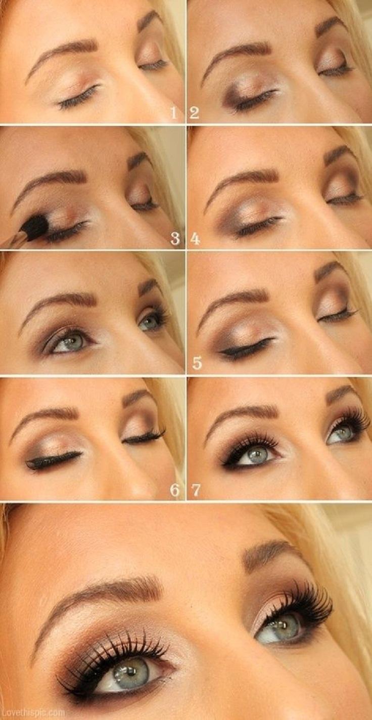 Eyeshadow On Pinterest How To Apply Makeuptalk