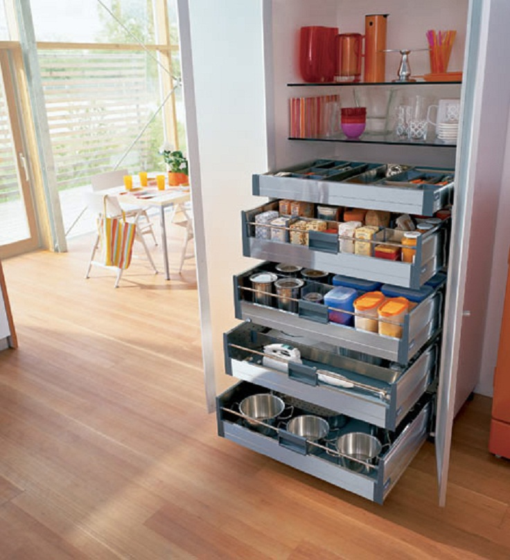 Kitchen Storage Diy Ideas: 7 DIY Kitchen Organizing And Storage Projects
