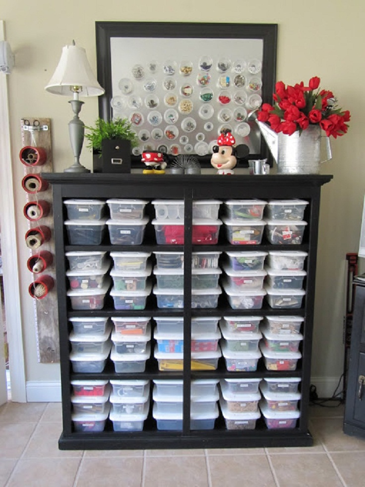 Diy Crafts For Your Home Diy Super Organized Craft Room