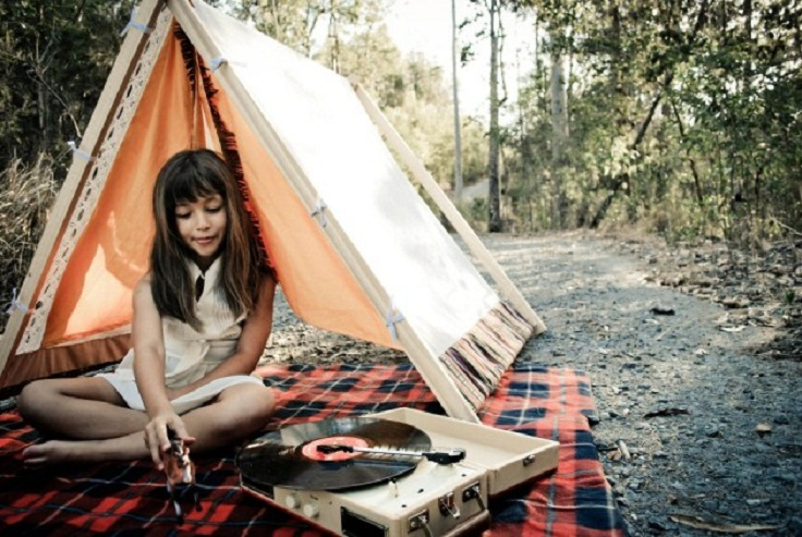 Indian Cozy Tent  sc 1 st  Daily Women Talks & 7 Playful and Fun DIY Tents for Kids