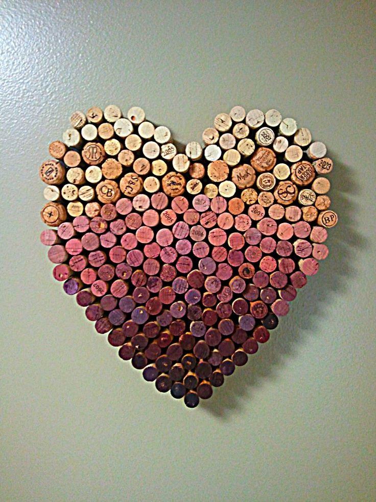 7 diy wine corks ideas for Wine cork ideas