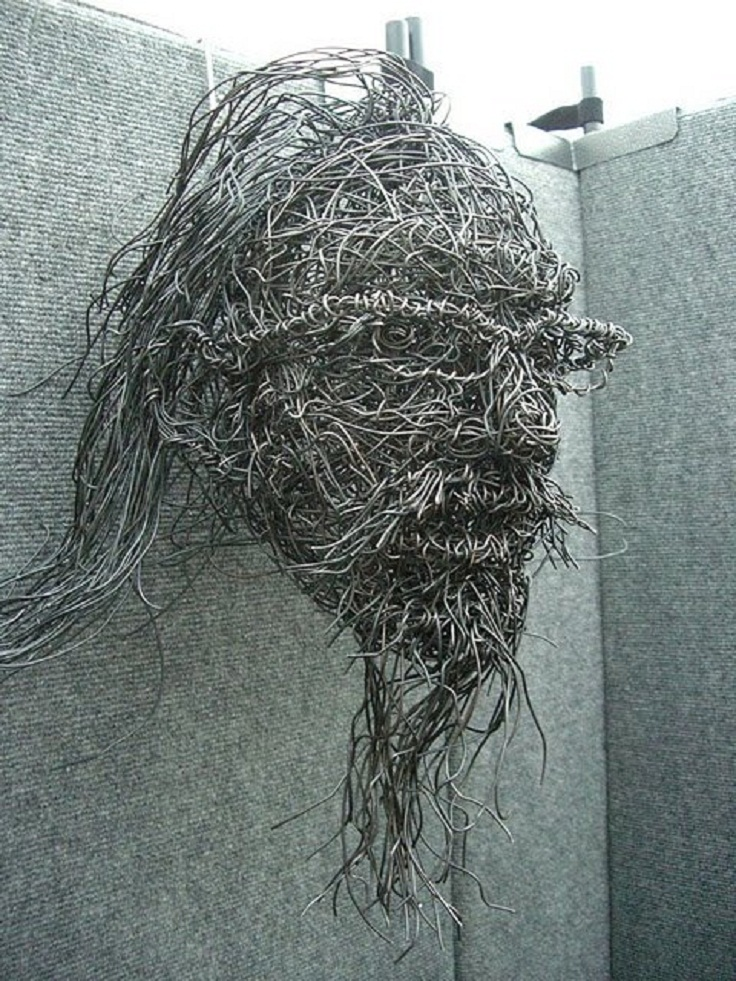 7 amazing diy wire art ideas