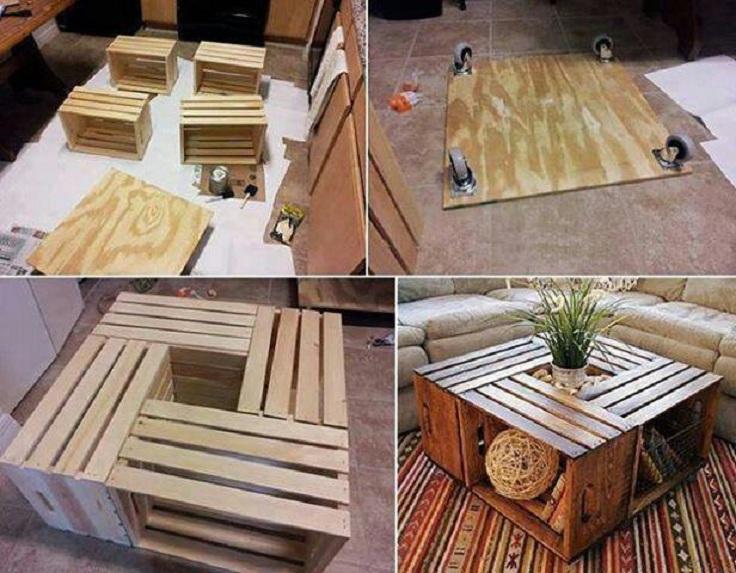 7 cool coffee-table ideas