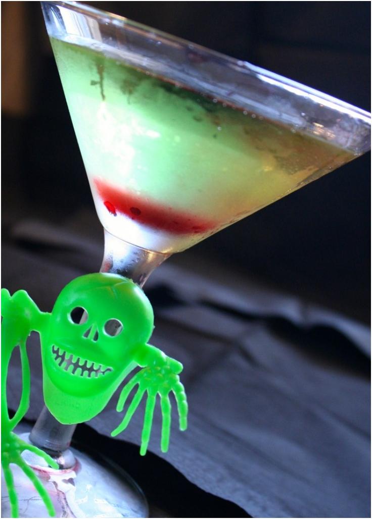 8 Spooky Halloween Cocktails