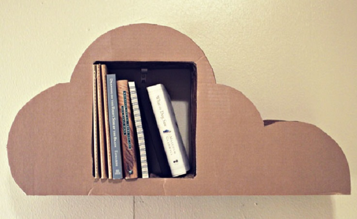 7 diy cardboard projects for Cardboard for projects