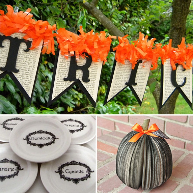 Cute Diy Home Decor Ideas: 7 Cute DIY Newspaper Decoration Ideas