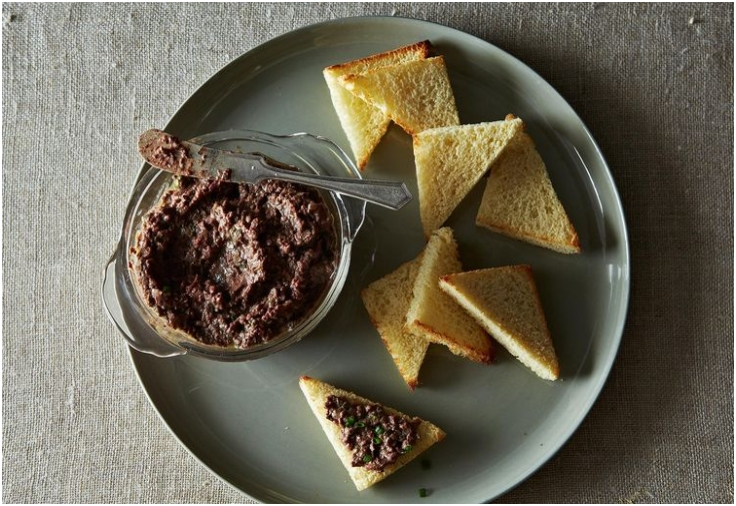 Chicken Liver Pate for Kids (Really)