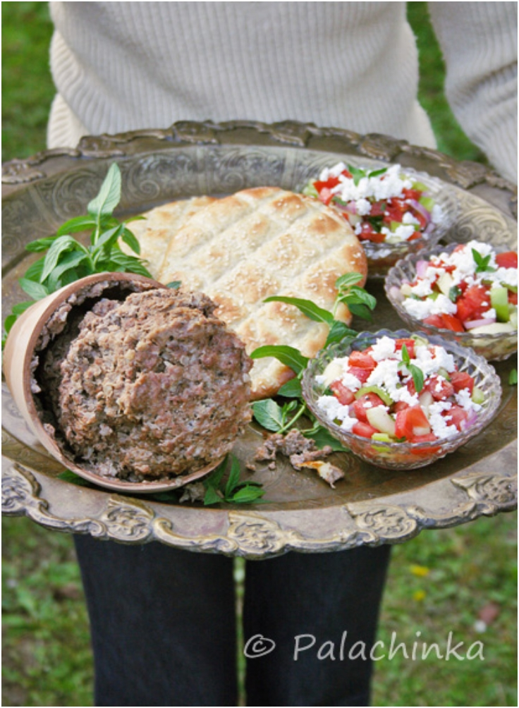 Comlek Kebab