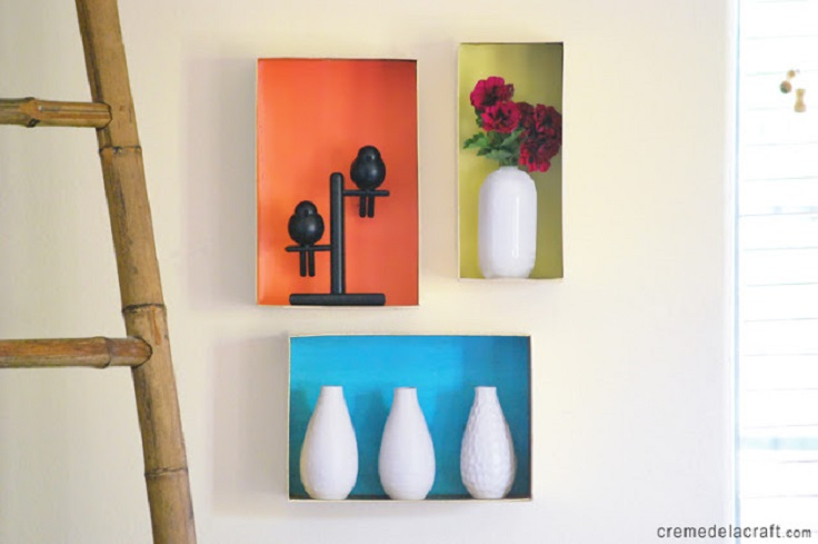 DIY-Project-Make-Colorful-Geometric-Wall-Shelves-Ledge-Shoebox-Display-How-To-Tutorial