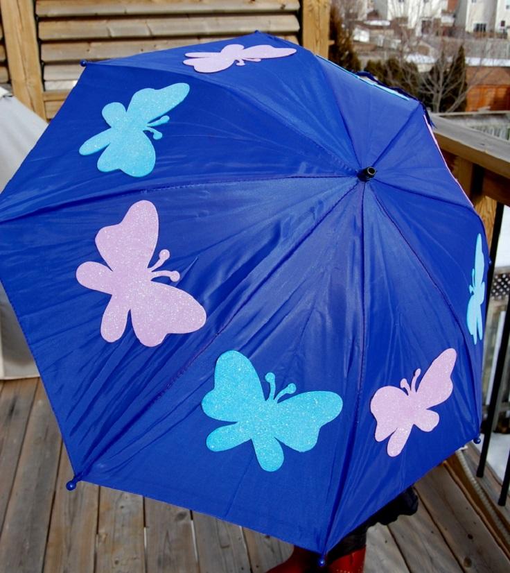 DIY-umbrella