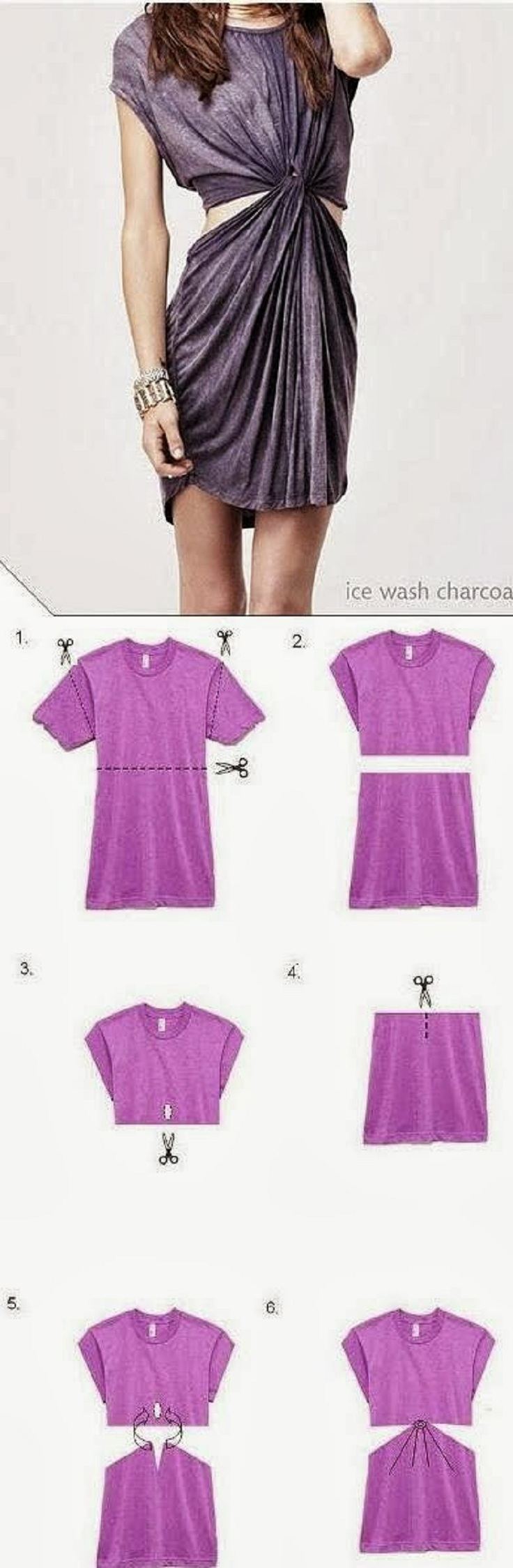 Diy shirt dress For You