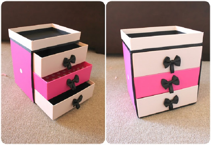 7 shoe box crafts for Cool things to make out of a shoe box