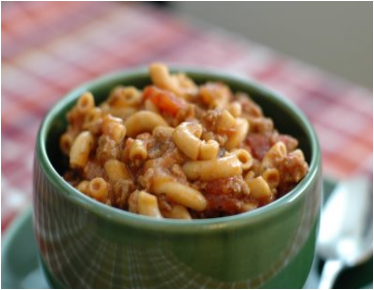 Hearty Goulash