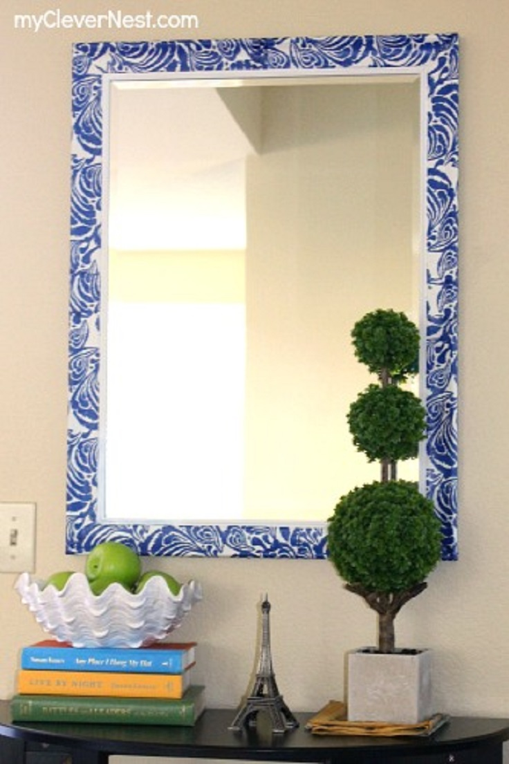 7 Diy Mirror Makeovers