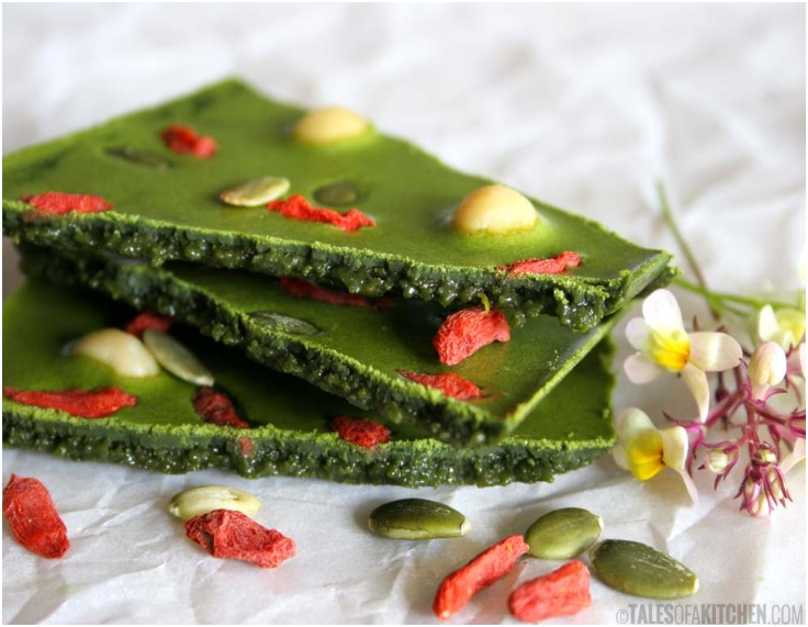 7 Healthy Matcha Green Tea Desserts