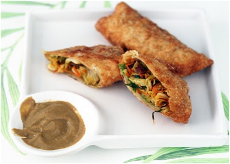 Pork & Shrimp Eggrolls