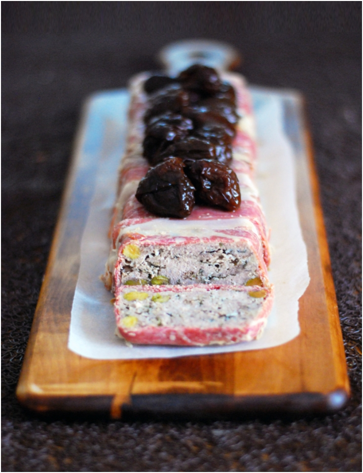 Terrine Recipes Pork Pork Amp Veal Terrine Wprunes