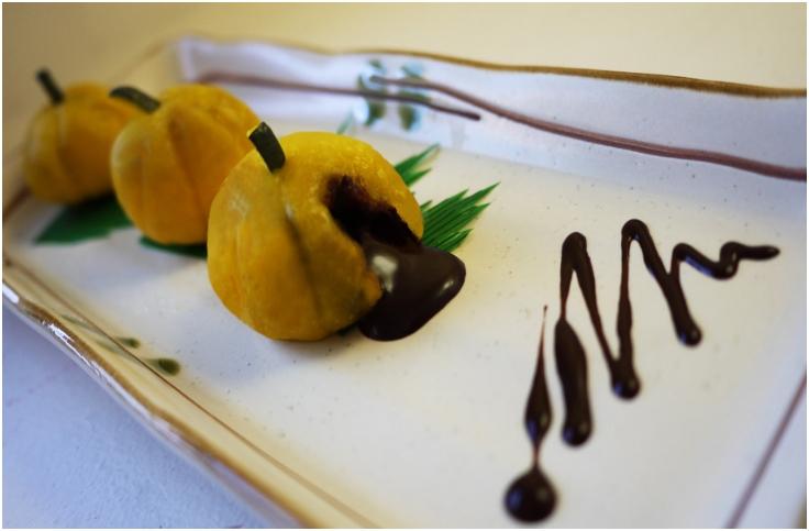 Pumpkin Chocolate Desert Recipe