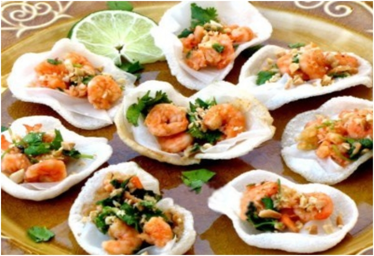 Special Thai Appetizer - Mock Oysters