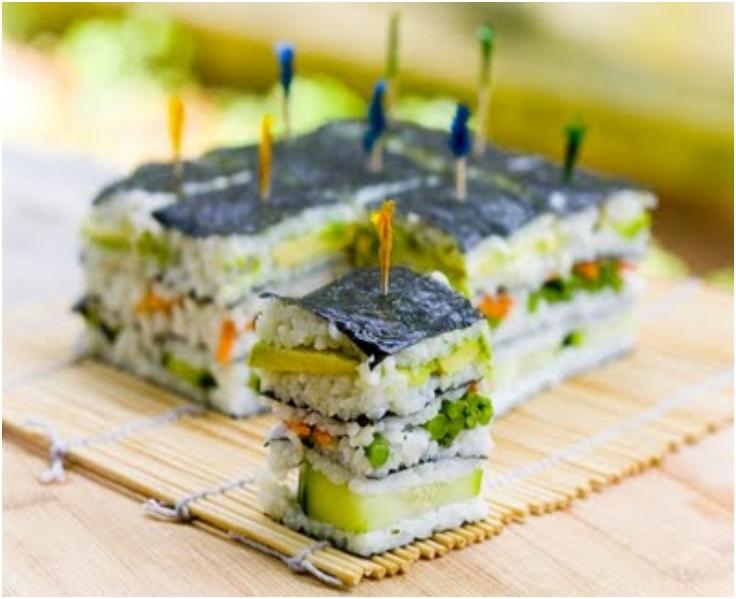 Sushi Napolean, for kicks