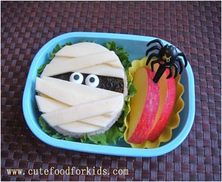 The Mummy Sandwich