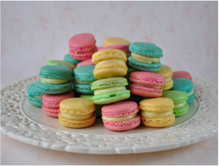 The macaron and the driving license