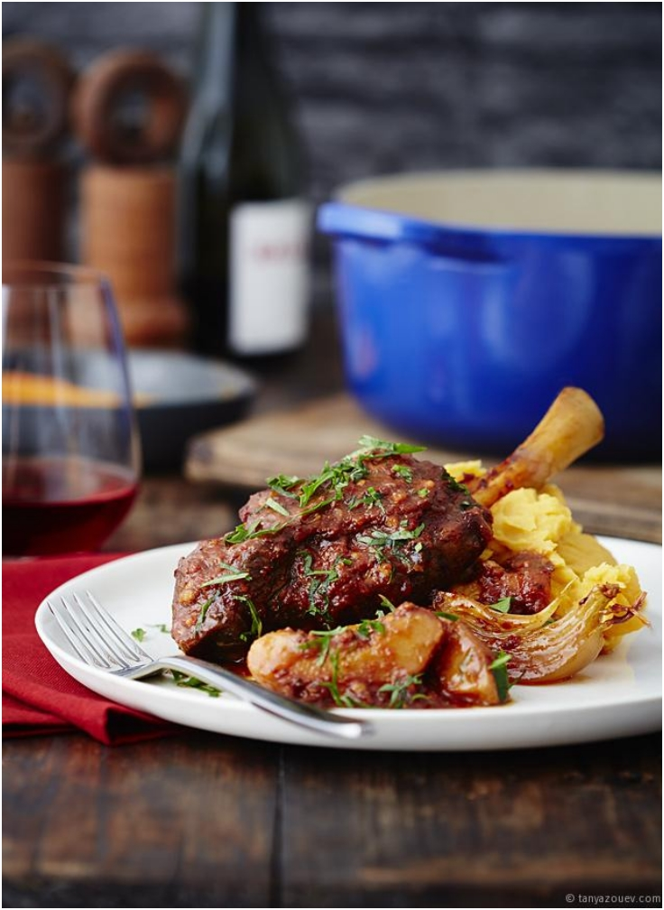Turkish-paprika-lamb-shanks-saffron-mash