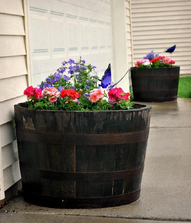 barrel-planters-