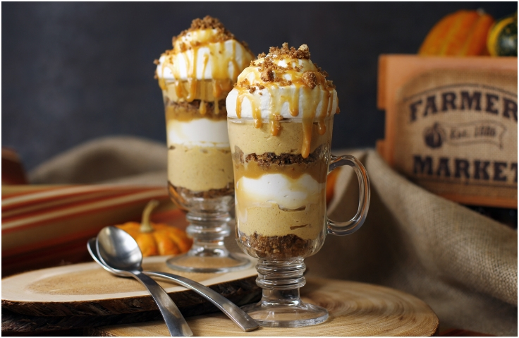 Pumpkin Parfait Recipes