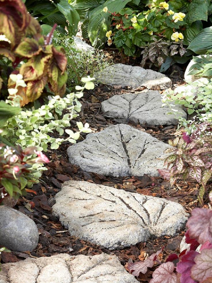 cast-in-concrete-leafs