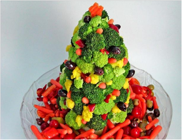 christmas-tree-edible-centerpiece