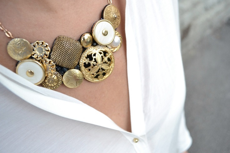 diy-vintage-buttons-necklace-6