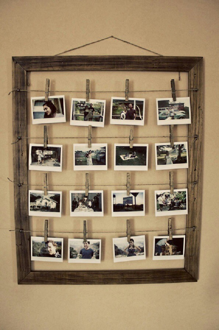 7 diy family collage unusual ideas