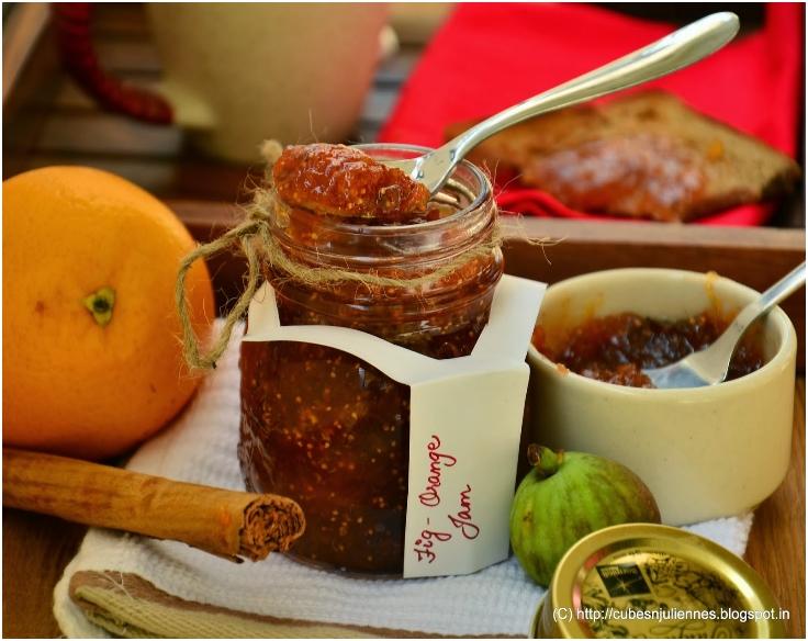 fig orange marmalade