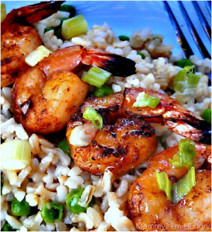 grilled-shrimp-with-brown-butter