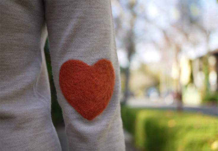 heart-shaped-elbow-patch