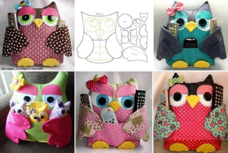 owl-pillow-remote-control-holder-pattern-634x427